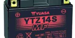 Batteria YTZ 14s ns